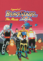 Search netflix Legend of BraveStarr: The Movie